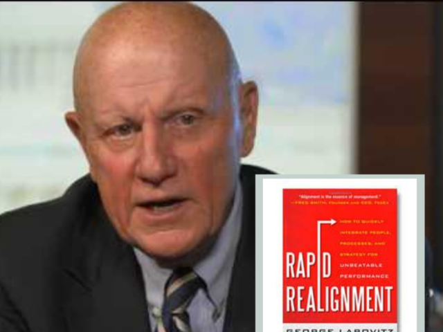 Dr. George Labovitz – The Power of Alignment & Rapid Re-alignment