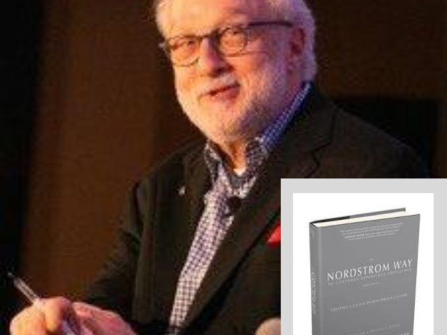 Robert Spector – The Nordstrom Way to Customer Service Excellence